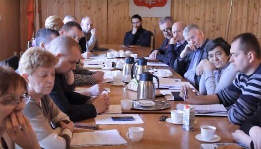 Komisja pełna spotkań [VIDEO]