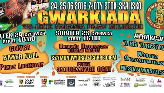 Gwarkiada 2016