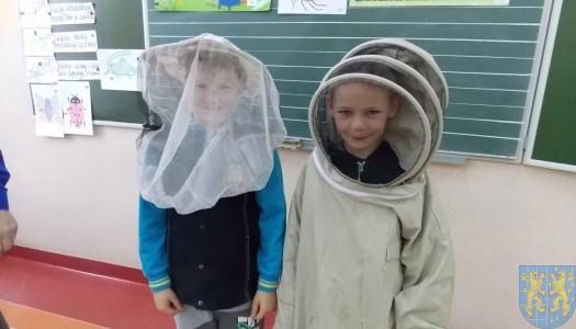 Spotkanie z pszczelarzem