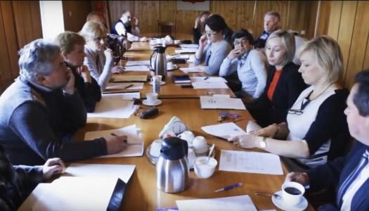 Wspólne posiedzenia komisji Rady Gminy Kamieniec Ząbkowicki [VIDEO]