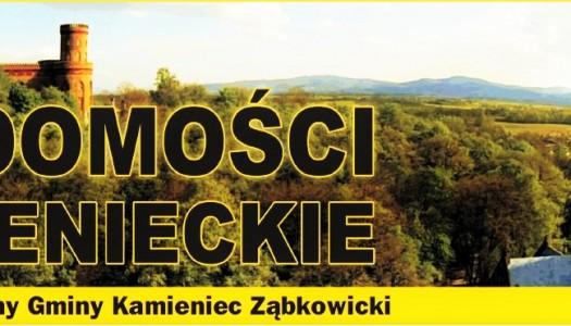 """""""Wiadomości Kamienieckie"""" – 4/2016"""