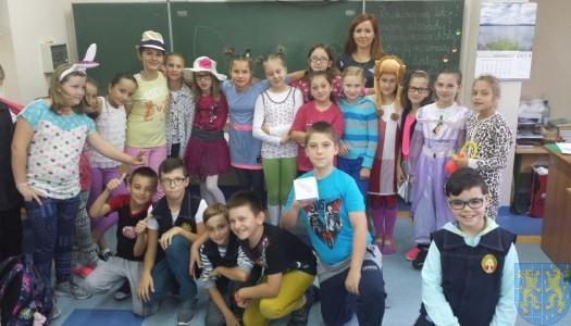 Dzień Chłopaka w klasie IV