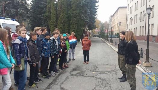 Niecodzienna lekcja – wizyta w Straży Granicznej