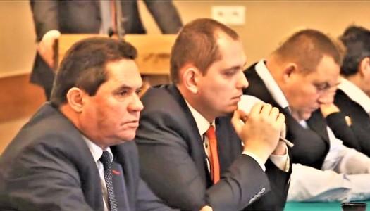 30. sesja Rady Gminy Kamieniec Ząbkowicki  XI 2016 [VIDEO]