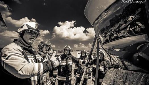 Rescue Days PL w Kamieńcu Ząbkowickim