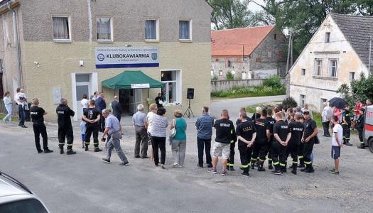 Klubokawiarnia w Doboszowicach otwarta