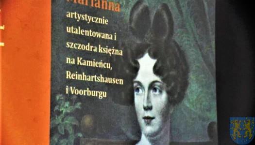 Marianna Orańska wyprzedzała swoją epokę [PL / NL]