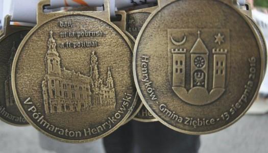 Półmaraton Henrykowski – już w sobotę