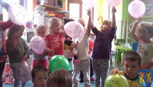 Ogólnopolski dzień przedszkolaka w Dwójeczce