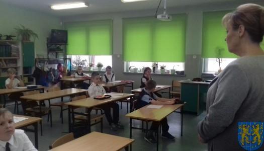 Konkurs MATHEMATICUS  w klasach trzecich