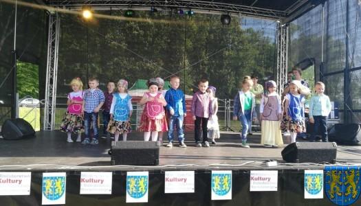 Przedszkolaki z Baśniowej Krainy kolejny raz na Święcie Tulipanów