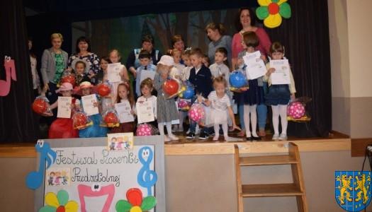 X Festiwal Piosenki Przedszkolnej