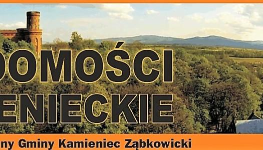 """""""Wiadomości Kamienieckie"""" – zobacz najnowsze wydanie"""