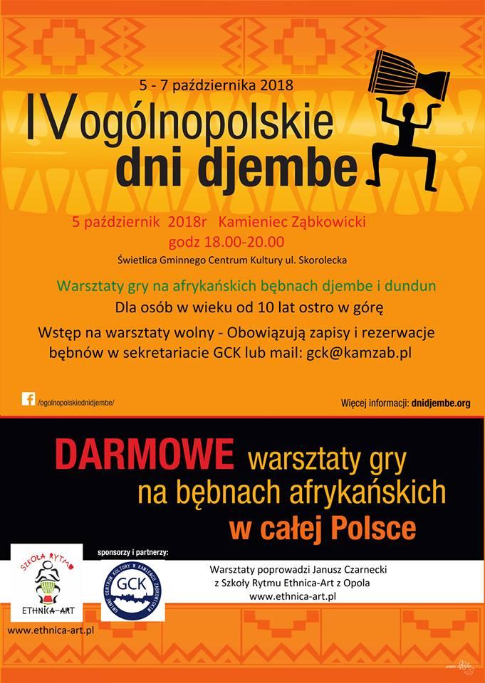 VI Ogólnopolskie Dni Djembe_01