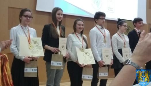 Uczennica z Kamieńca Ząbkowickiego nagrodzona