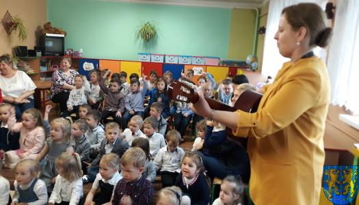 Dobra wizyta wśród przedszkolaków