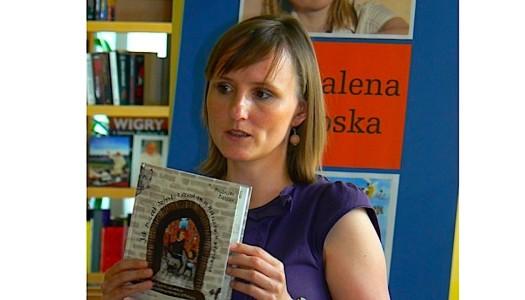 Pisze książki dla dzieci – zaproszenie na spotkanie z pisarką