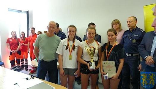 Uczniowie kamienieckiej Jedynki wicemistrzami województwa w turnieju Bezpieczeństwa Ruchu Drogowego