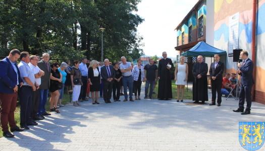 Gminne Centrum Rehabilitacji w Kamieńcu Ząbkowickim otwarte