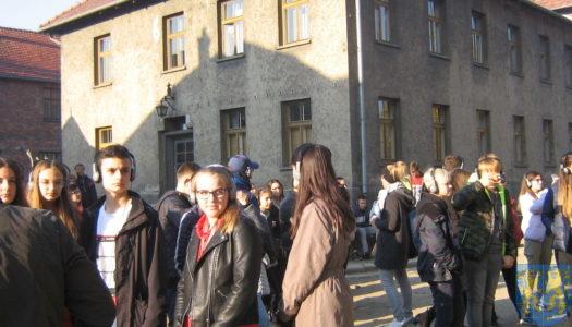 Holocaust – tragiczna historia – lekcja o potrzebie szacunku do człowieka w kamienieckiej Jedynce