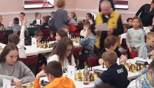 Otwarte mistrzostwa powiatu w szachach szybkich