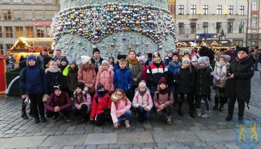 Mikołajkowa wycieczka do Wrocławia