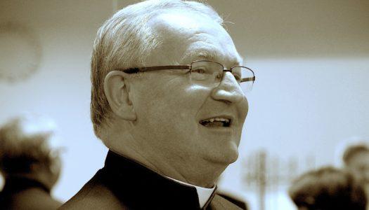 Śp. ks. Wojciech Jasiński – proboszcz ze Starczowa