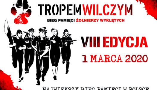 """Rodzinnie, patriotycznie i sportowo – bieg """"Tropem Wilczym"""" w Kamieńcu Ząbkowickim"""