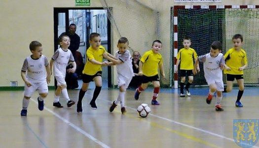 Turniej Skrzatów z Akademią Piłkarską Goal Kamieniec Ząbkowicki