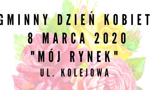 Dzień Kobiet 2020 – zaproszenie