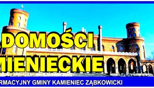 """""""Wiadomości Kamienieckie"""" – wydanie marcowe już dostępne"""