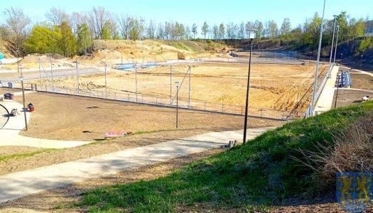 Powstaje nowe miejsce na sport i rekreację w otwartej przestrzeni – inwestycja w toku