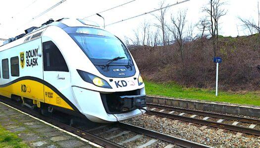 Suszka wróciła na mapę połączeń kolejowych, a OSP Topola ma nowy wóz bojowy [FOTO]