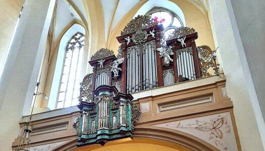 Spotkania z muzyką przez wieki – druga odsłona charytatywnych prezentacji organowych