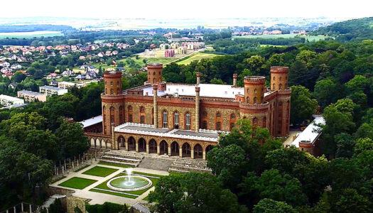 Przywracamy piękno i tworzymy nowy etap historii Pałacu Marianny Orańskiej w Kamieńcu Ząbkowickim – zobacz VIDEO