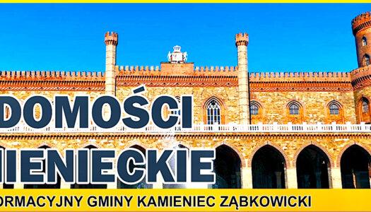 Wiadomości Kamienieckie – nowe wydanie